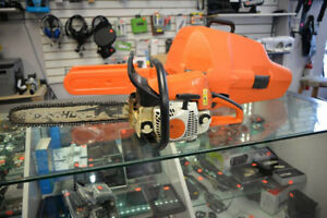Stihl MS250 45.4cc 16 Inch Chainsaw + Case - GREAT DEAL