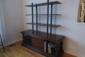Shelving or Book Case