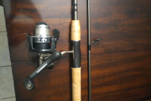 Fishing Rod and Reel Combo by Zebco - Brand New