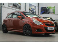 Vauxhall Corsa VXR Nurburgring Edition, 2012 61 Reg, Only 27k, ONE OWNER!