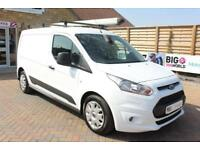 2014 FORD TRANSIT CONNECT 210 TDCI 95 L2 H1 TREND LWB LOW ROOF PANEL VAN DIESEL