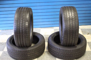 4 P225/45 R18 Continental Contiprocontact***NEW TAKE OFFS***