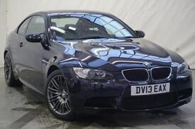2013 BMW 3 Series M3 Petrol black Manual