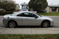 *GREAT WINTER BEATER* 2002 Mitsubishi Eclipse RS Coupe $2200 OBO
