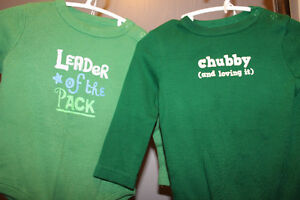 6-12 Month Onesies with Funny Sayings St. John's Newfoundland image 3