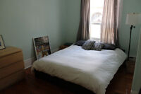 ALL INCLUDED - SPACIOUS ROOM IN MILE END - 5 1/2