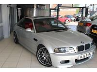 2003 53 BMW M3 3.2 M3 SMG 2D 338 BHP