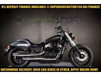 2015 15 HONDA VT750 750CC 0% DEPOSIT FINANCE AVAILABLE