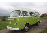 Devon VW T2 Moonraker Campervan