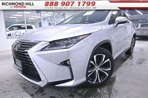 2016 Lexus RX 350 350   - one owner - local - trade-in - non-smo