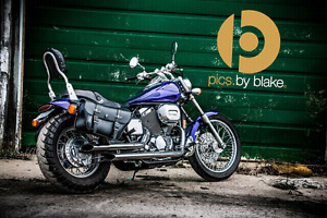 2003 Honda Shadow Spirit - $3500