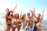 AFTER PROM COTTAGE RENTAL - WASAGA BEACH  -  HOLDS 100 PEOPLE