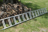 28 foot Aluminum Ladder