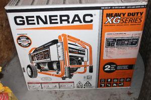 Génératrice portable Série XG 8000W Moteur OHVI (R) GENERAC NEW