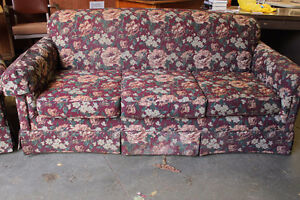 Matching sofa and chair - $175