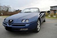 1996 Alfa Romeo Spider 916 Convertible
