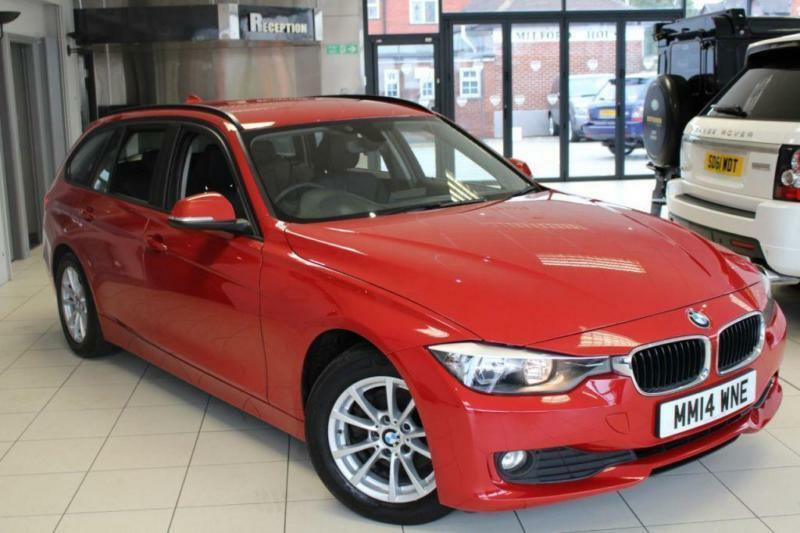 2014 14 BMW 3 SERIES 2.0 320D EFFICIENTDYNAMICS BUSINESS TOURING 5D 161 BHP DIES