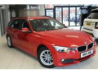 2014 14 BMW 3 SERIES 2.0 320D EFFICIENTDYNAMICS BUSINESS TOURING 5D 161 BHP DIES