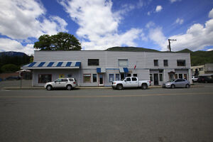 Commercial Building for Sale in Kaslo, BC - Business Opportunity