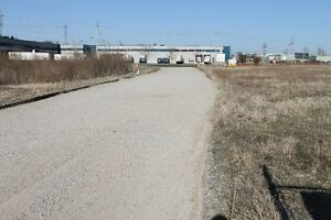 Gravel Laneway and Parking Lot Resurfacing London Ontario image 2