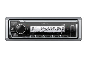 Kenwood KMR-M325BT Marine Mechless Receiver IPOD/USB/Bluetooth