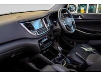 2017 Hyundai Tucson 1.7 CRDI Blue Drive Premium 2WD Diesel white Manual