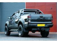 2017 Ford Ranger Seeker Raptor RANGER LIMITED 4X4 TDCI A Pick Up Diesel Manual