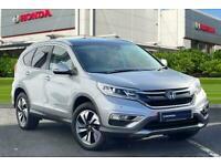 2017 Honda CR-V 2.0 i-VTEC EX 5-Door Estate Petrol Manual