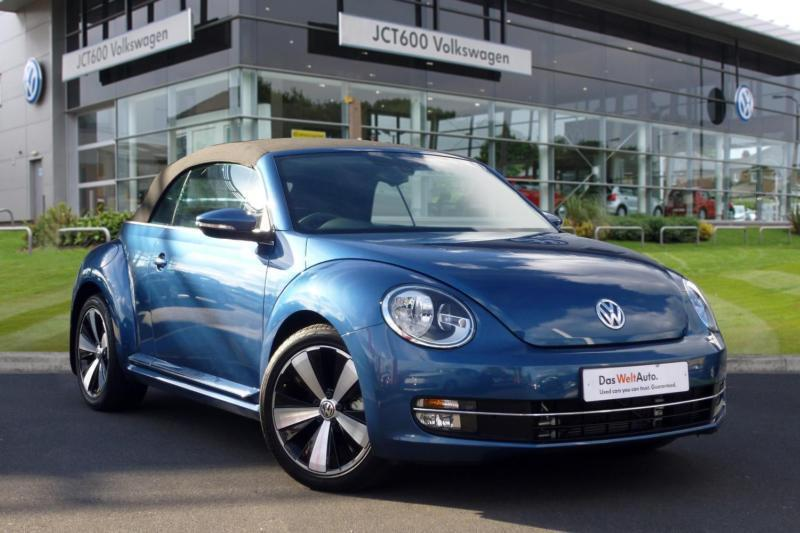 2015 volkswagen beetle 2 0 tdi 110 bluemotion tech design 2dr manual convertible in wakefield. Black Bedroom Furniture Sets. Home Design Ideas