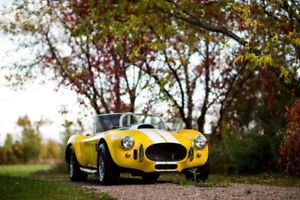 AC SHELBY COBRA (ORIGINAL REPLICA)