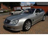2004 53 MERCEDES-BENZ SL 3.7 SL350 2D AUTO 245 BHP