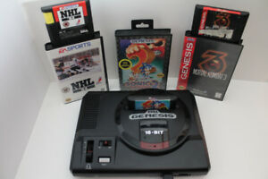 Sega Genesis System and Game Bundle