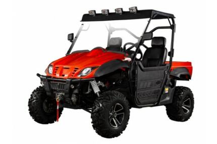 Atomik UTV ATX 800cc 4x4 - great for the farm! Bayswater Knox Area Preview