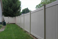 FENCES NEW REPAIRS Refinishing Cleaning  Wood vinyl Iron Chain