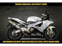 2008 58 APRILIA RSV1000 NATIONWIDE DELIVERY AVAILABLE
