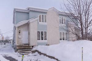 Maison jumelé a vendre Le Gardeur MLS 13015621 prix 229000$