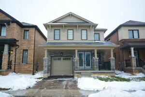 GREAT RENTAL- 4 BEDROOM DETACHED-ONE YEAR OLD - HAMILTON- $2,300