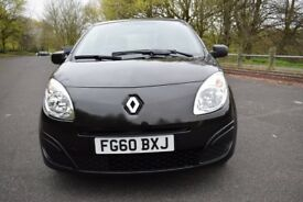 Renault Twingo 1.2 EXPRESSION - ** 6 MONTH WARRANTY ** (black) 2010