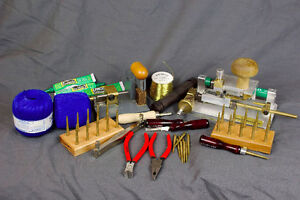 Bassoon reed making machinery and tools