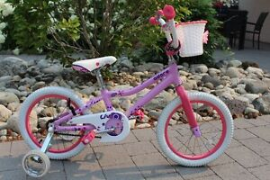Giant Liv Adore bicycle with 16inch wheels