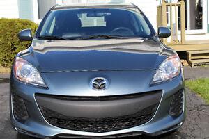 2012 Mazda Mazda3 GX Sedan
