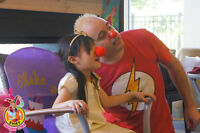 SHAY - The Funny Clown. Birthday Parties & Mor...