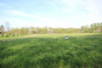 1.34 Acre Estate Lot steps from Lake Ontario - Last One!