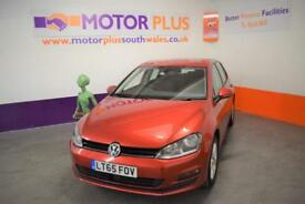 2015 VOLKSWAGEN GOLF MATCH TDI BLUEMOTION TECHNOLOGY HATCHBACK DIESEL