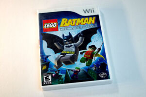 LEGO BATMAN for Nintendo Wii