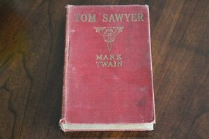 Adventures of Tom Sawyer Mark Twain Early Canadian Edition