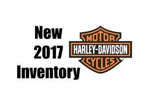 2017 Harley-Davidson Inventory