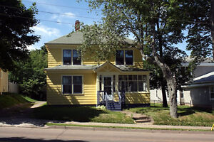 2 bedroom 1 bath 2nd floor apt Young St Truro