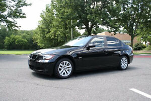 BMW 325 XI 3 SERIES - 2006 SUPER LOW MILEAGE - BAS MILAGE- NÉGO