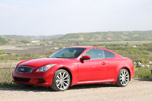 2008 Infiniti G37 Sport Coupe (2 door)